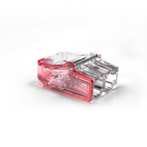 50 stuks Conex Lasklem mini - 2 voudig 0.5-2.5mm² - voor massief draad - CH2002M