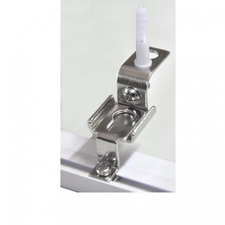 LED paneel montagebeugels voor opbouw - geschikt voor elk formaat paneel