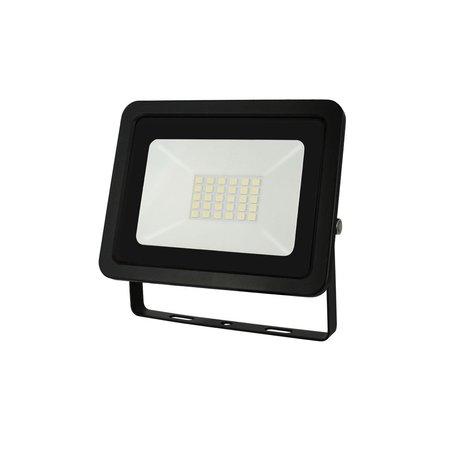 LED schijnwerper - 20W IP65 - Lichtkleur optioneel - 3 jaar garantie