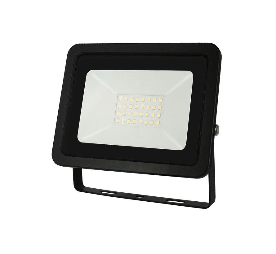 LED Floodlight - 30W - IP65 - Lichtkleur optioneel - 3 jaar garantie