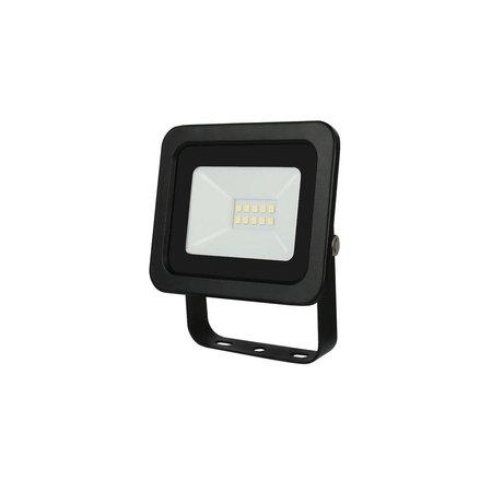 LED schijnwerper - 10W IP65 - Lichtkleur optioneel - 3 jaar garantie
