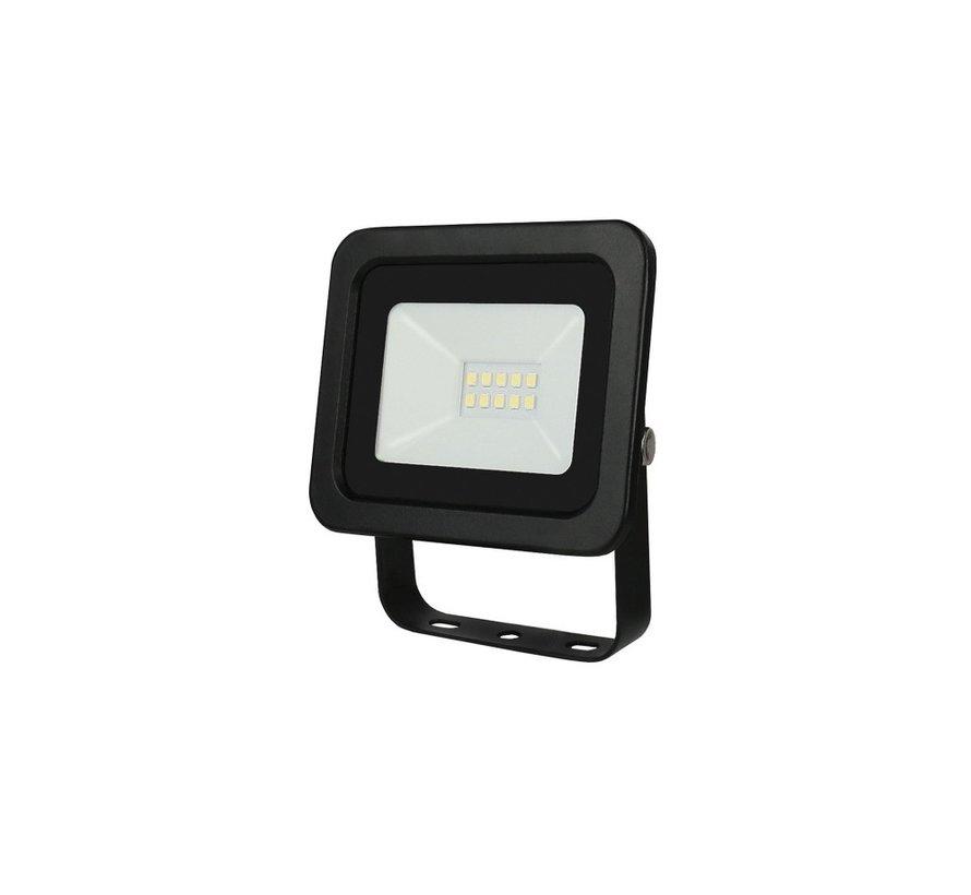 LED Floodlight - 10W IP65 - Lichtkleur optioneel - 3 jaar garantie