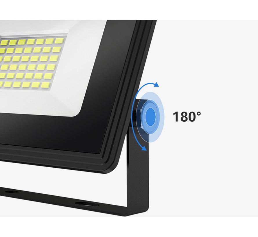 LED Floodlight - 10W vervangt 90W - Lichtkleur optioneel - 3 jaar garantie