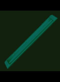 LED Batten - 120cm 40W LED armatuur - 3000K warm wit (830) - compleet incl. bevestigingsmateriaal