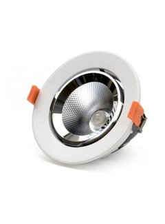 LED Downlight banaanspot - Winkelverlichting - 30W - 3000K Warm wit licht - 3 jaar garantie