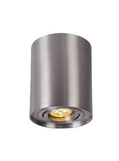LED Plafondspot  - Aluminium - Tube - GU10 fitting - Kantelbaar