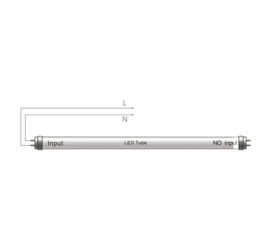 LED TL buis 120cm 3000K (830) 18W vervangt 36W - Lichtsterkte optioneel