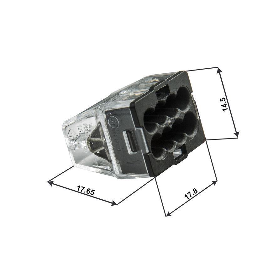 Conex assortiment lasklemmen - voor massief stroomdraad