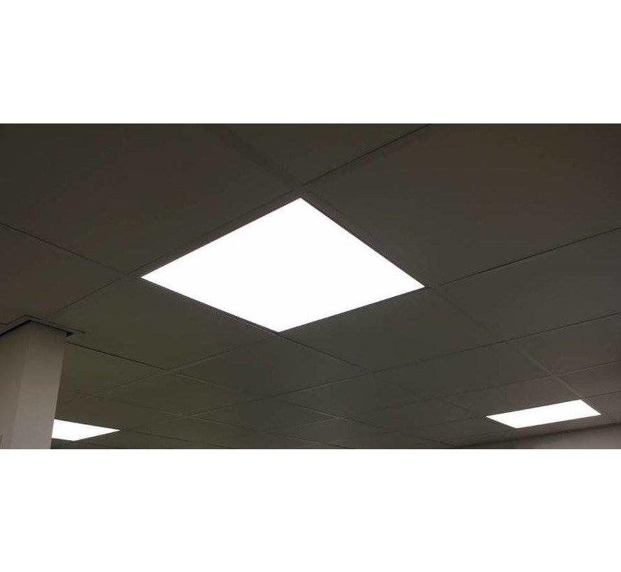LED paneel 60x60cm - 40W 4000lm - 4000K 840 - Flikkervrij - 5 jaar garantie