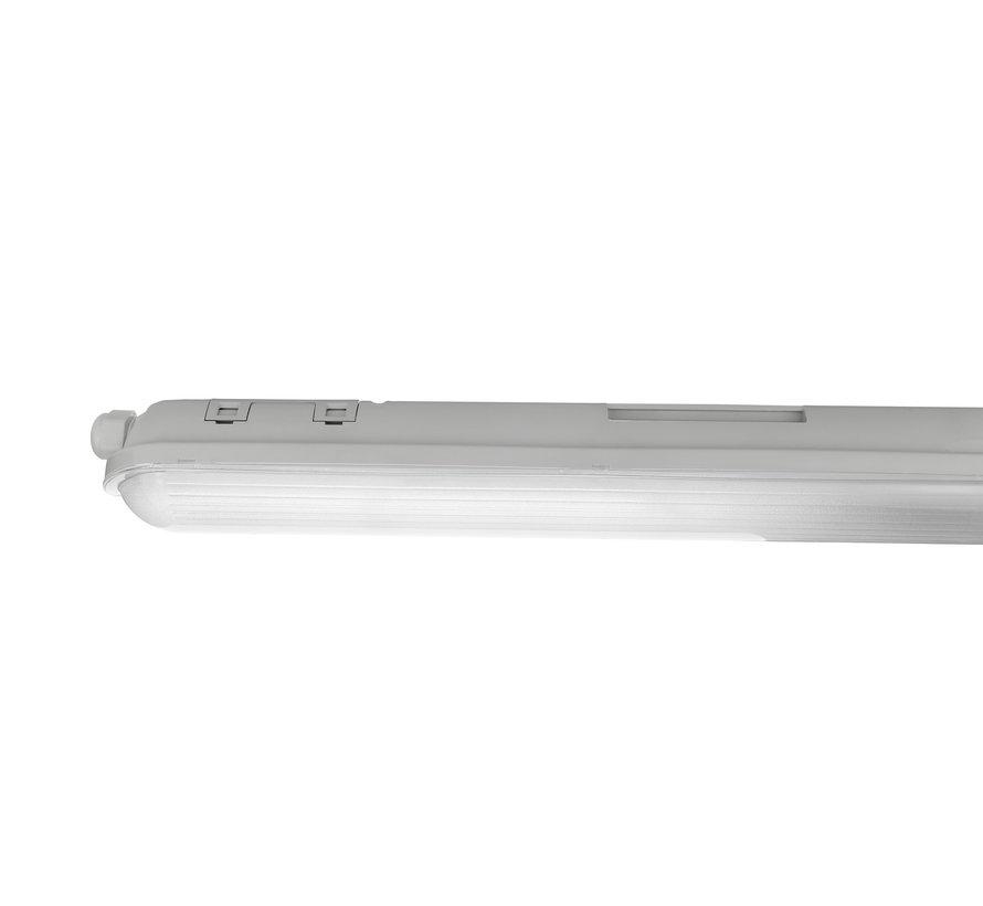 LED armatuur compleet 60cm 20W - 150lm p/w Pro High lumen - 4000K helder wit licht - 5 jaar garantie