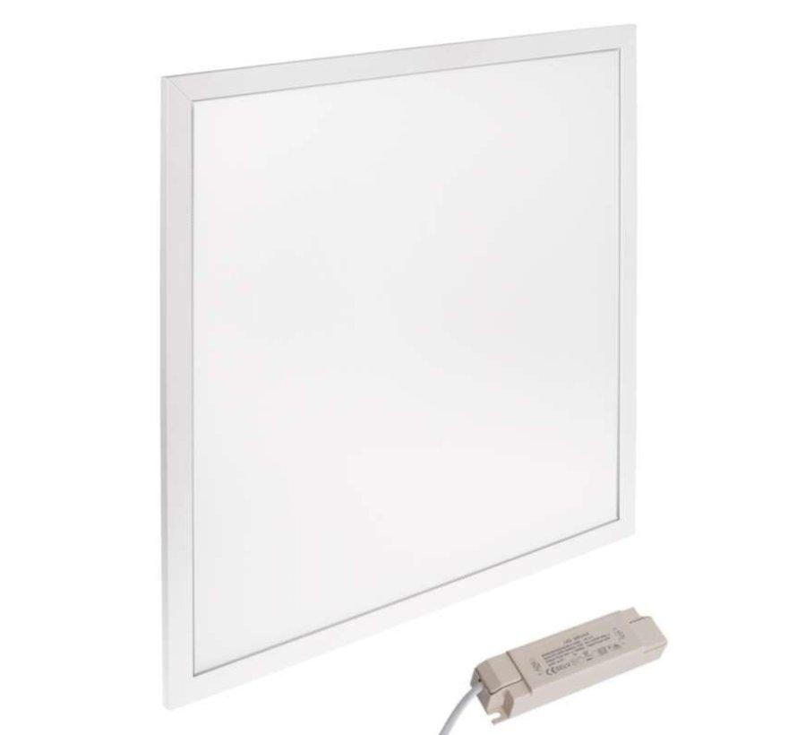 LED paneel 60x60cm - 32W 100lm p/w - Lichtkleur optioneel  - 3 jaar garantie