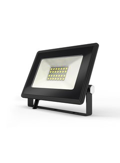 LED Floodlight - 20W vervangt 180W - Lichtkleur optioneel - 3 jaar garantie