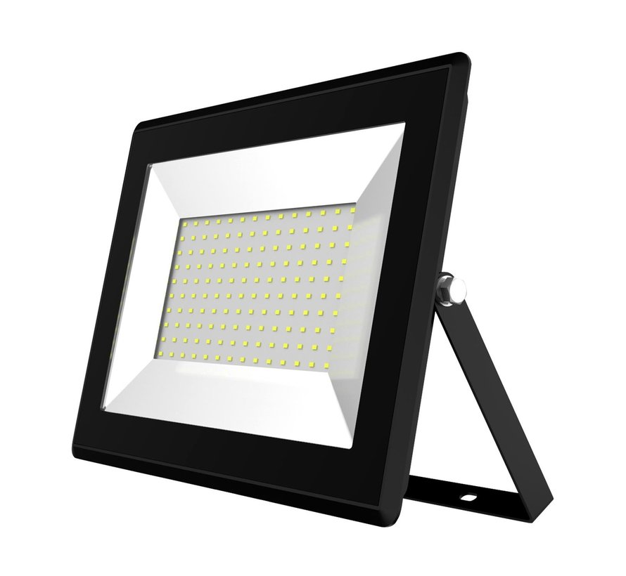 LED Floodlight - 100W vervangt 1000W - Lichtkleur optioneel - 5 jaar garantie