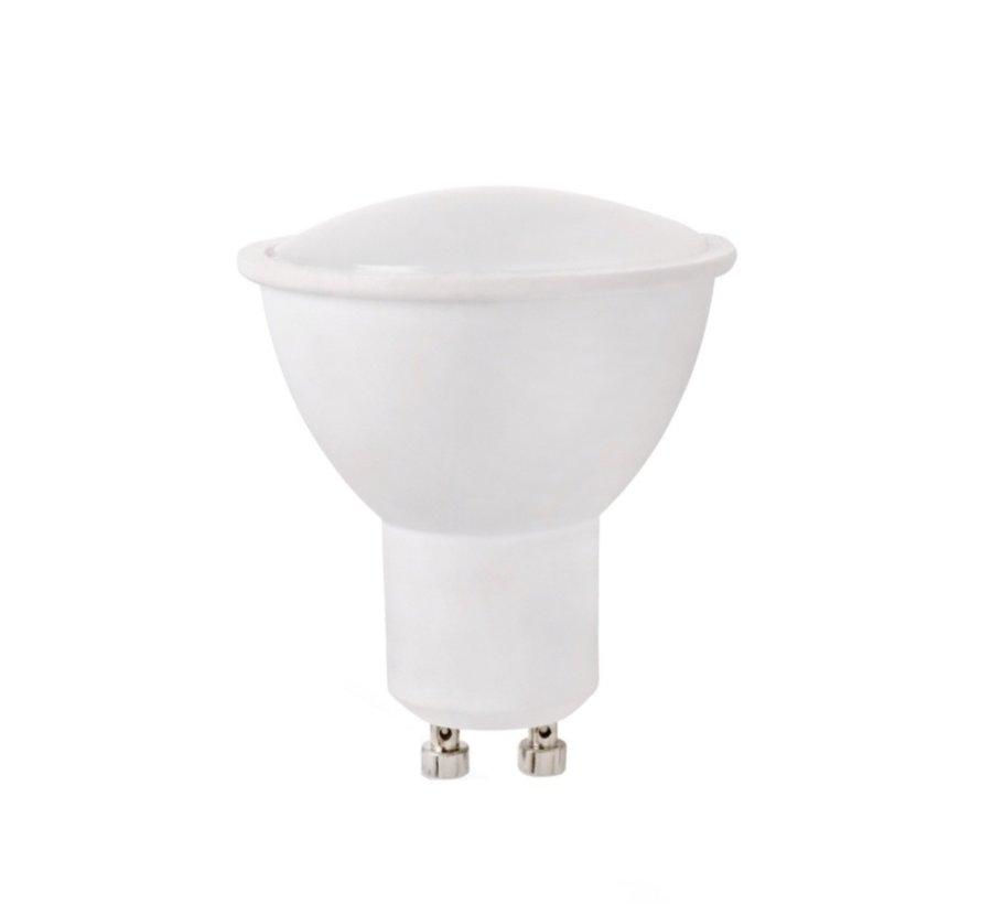 LED spot GU10 - 1,5W vervangt 20W - 3000K warm wit licht