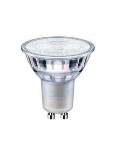 LED spot GU10 - 5W vervangt 50W - 6500K koud wit licht - Glazen behuizing