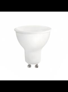 LED spot GU10 -  dimbaar - 6W vervangt 50W - 3000K warm wit licht