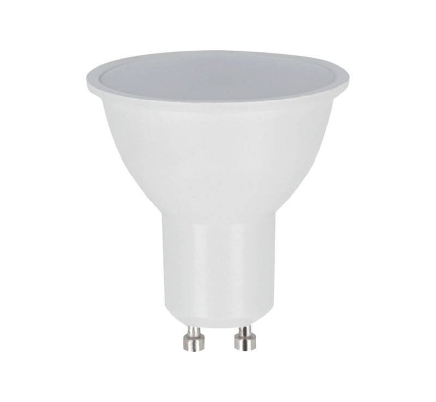 LED spot GU10 - 1W vervangt 12W - 3000K warm wit licht - 100º lichtspreiding