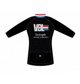 Cycling autumn jacket - women - performance