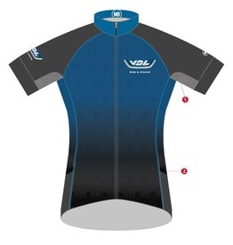 Cycling shirt  - women - pro