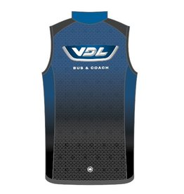 Cycling windvest - men -performance