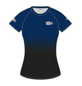 Sportshirt short sleeves - women