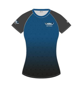 Sportshirt short sleeves - women