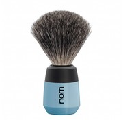 Nom Max Shaving Brush Badger Blue