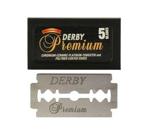 Derby Premium Double edge scheermesjes