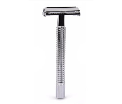 Qshave Safety razor 3S Vlindersluiting
