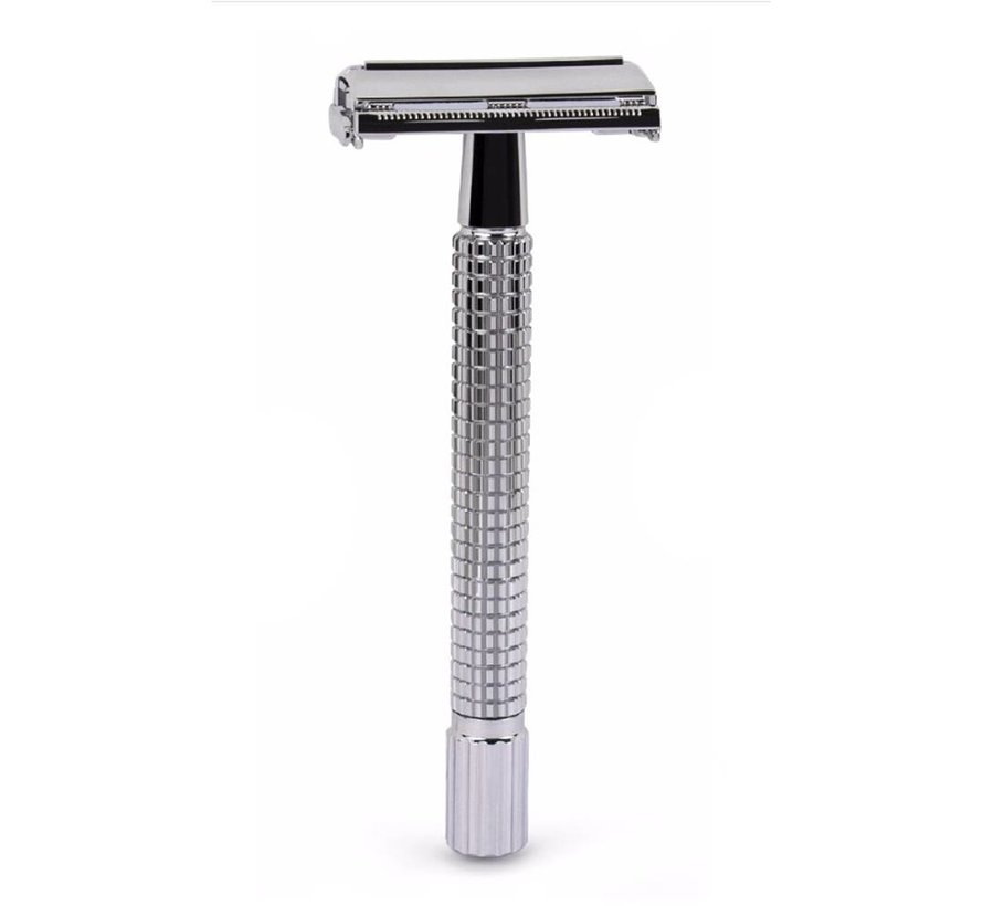 Safety razor 3S Vlindersluiting
