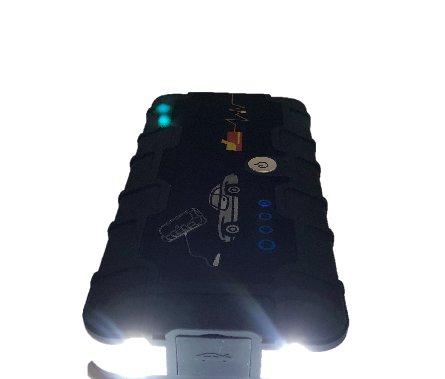 Straus PowerBank & Jumpstarter Kit 400A 12.000mAh