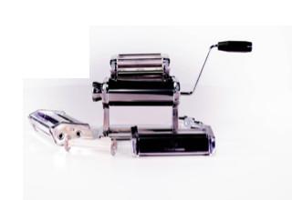 Zurrichberg Pastamachine + Pastarollers en -snijders 9 standen