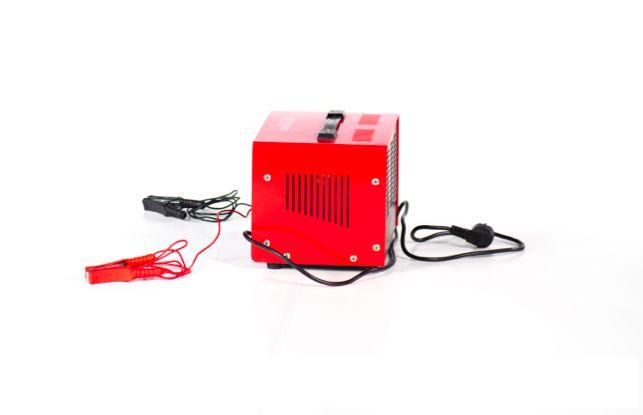 Straus Acculader PLUS 12V + 24V 260/480W