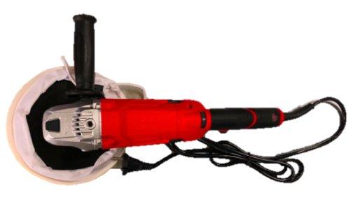 Straus Auto Polijstmachine 1500W 180mm