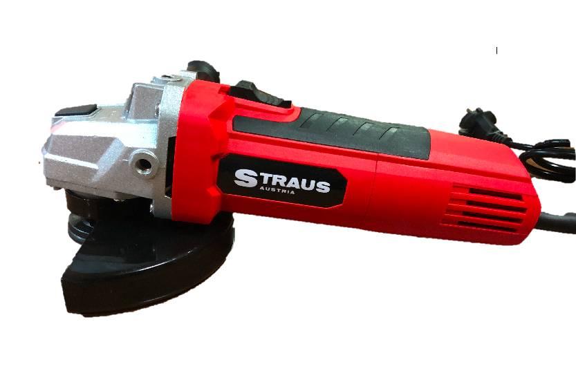 Straus Haakse Slijper 125mm 1200W