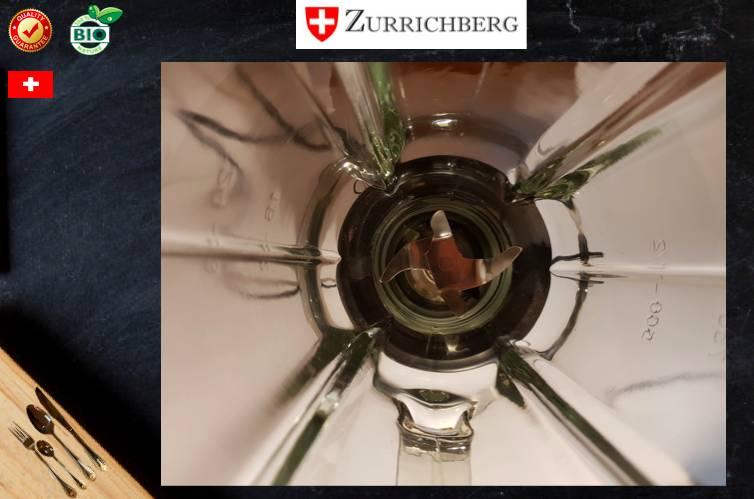 Zurrichberg Blender + mini-maler (2-in-1) 4+2 standen met Pulse