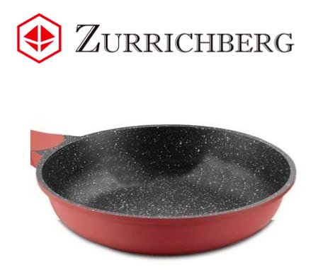 Zurrichberg Pannenset Bourgondisch Rood 10-delig