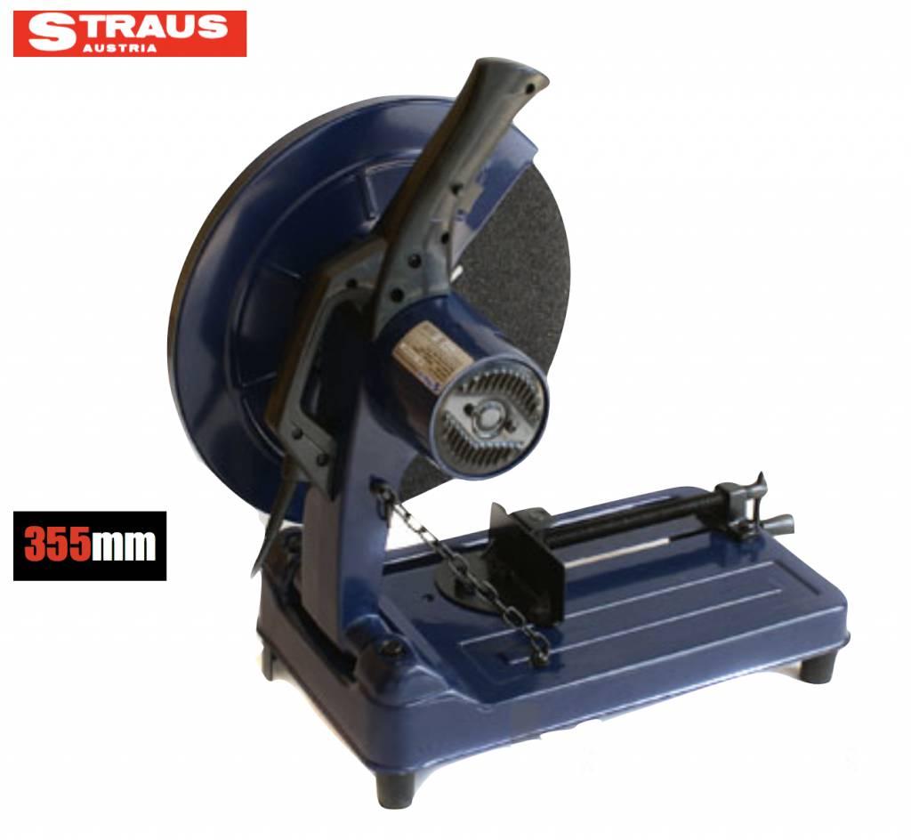 Straus Afkortzaag Metaal 2000W 355mm