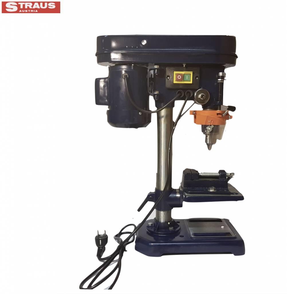 Straus Kolomboormachine 5 versnellingen 500W 16mm