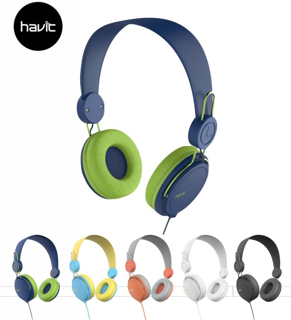 Havit Headphones Koptelefoon HV-H2198D