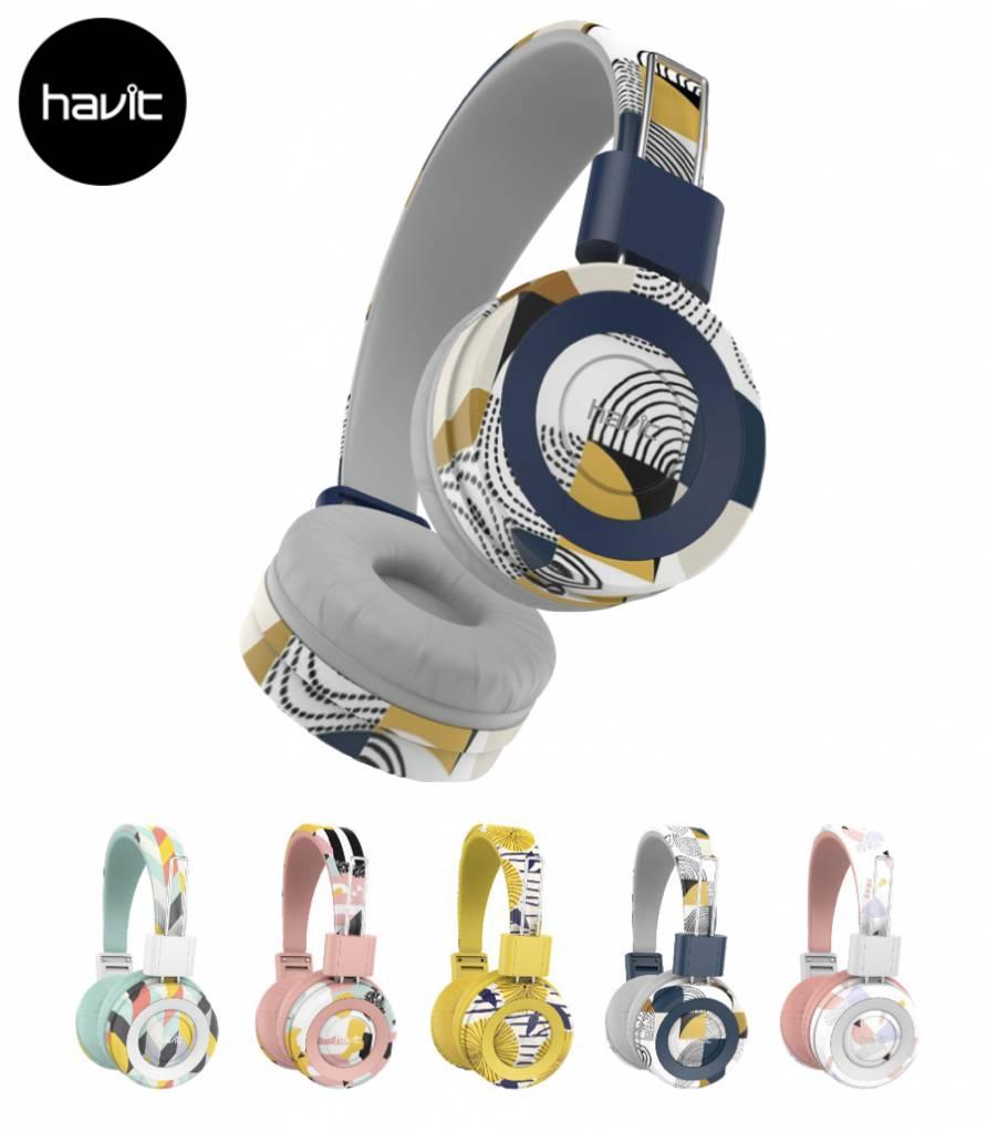 Havit Koptelefoon (Bedraad) H2238D