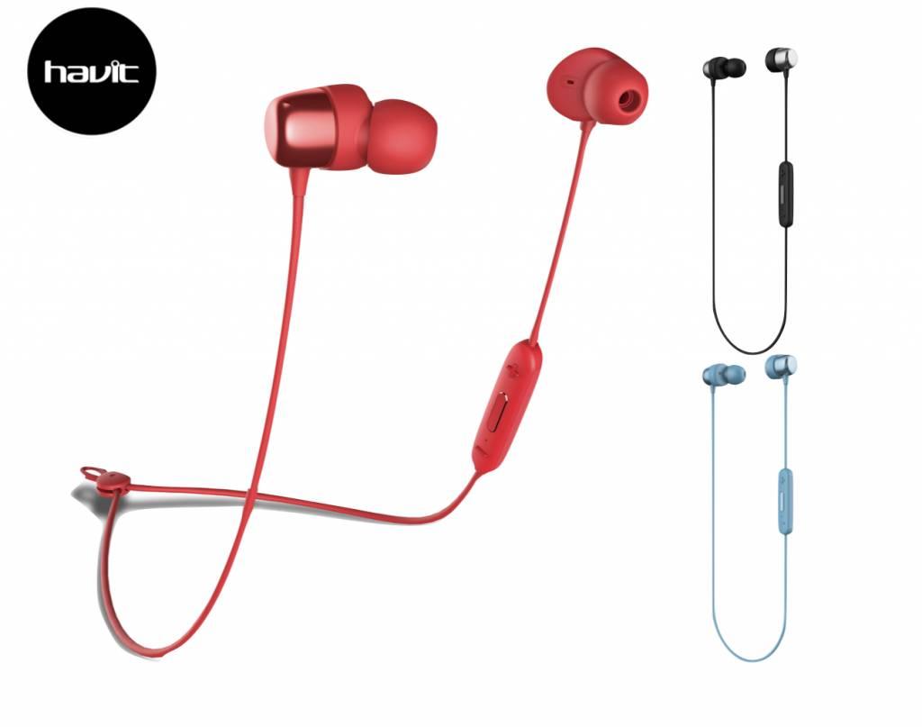 Havit Bluetooth Sportoortjes Lichtgewicht I39