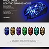 Havit Gamer Muis MagicEagle 6 knoppen 7 LEDs MS691