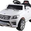 Mercedes Benz ML350 12V Accu Kinderauto Gelicentieerd