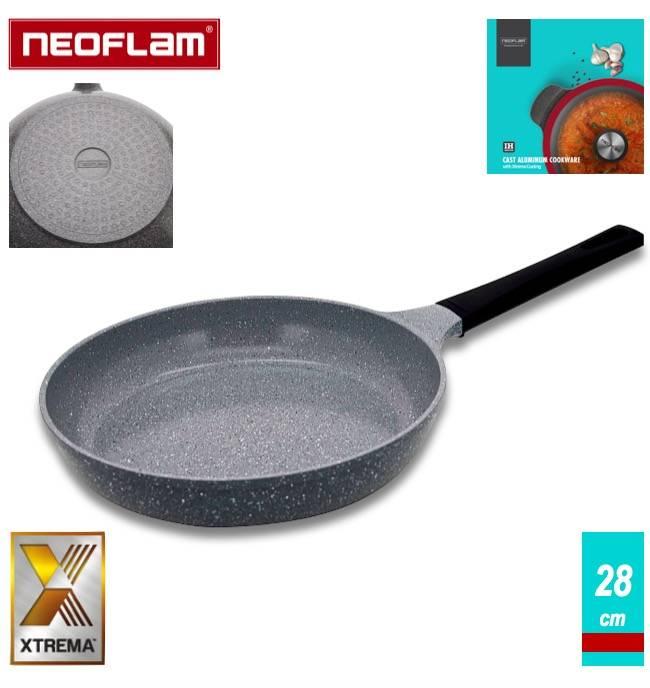 Neoflam Koekenpan Gegoten Aluminium met Keramische Coating 28cm Premium
