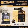 Straus Elektrode Lasapparaat 300A + 9 Accessoires