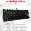 Havit Mechanische Gamer Toetsenbord RGB 87 Toetsen QWERTY layout