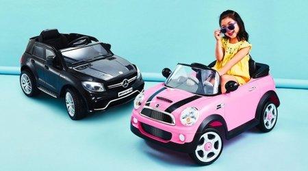 Accu Kinderauto's