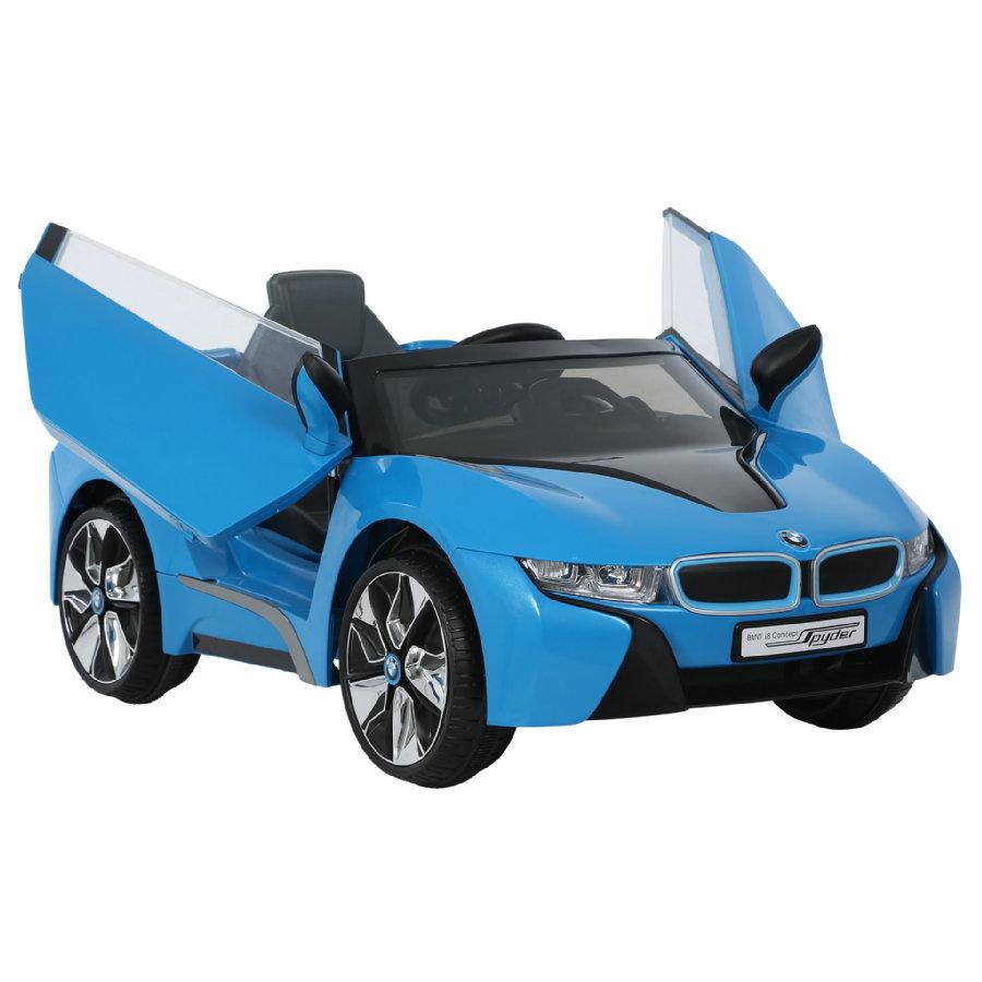 BMW i8 Spyder 6V Accu Kinderauto Gelicentieerd Full Options Vleugeldeuren