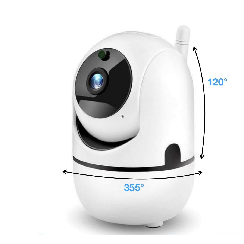 Wifi IP-bewakingscamera HD L-225